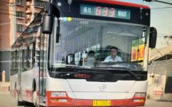 北京633路公交车路线
