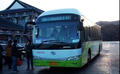 北京858路公交车路线