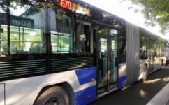 北京670路公交车路线