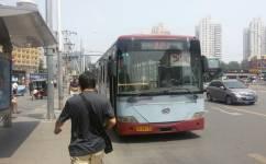 北京321区间公交车路线