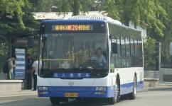 北京顺20路公交车路线