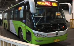 北京852路公交车路线