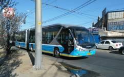 北京快速公交1线(BRT1)公交车路线