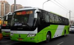 北京855路公交车路线