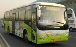 北京880路(跨省)公交车路线