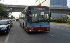 北京523路公交车路线