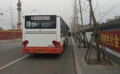 北京通46路公交车路线