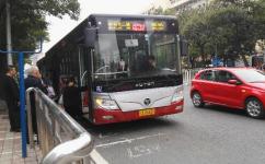 北京457路公交车路线