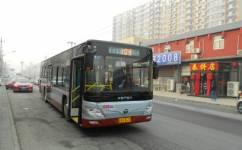北京运通109线公交车路线
