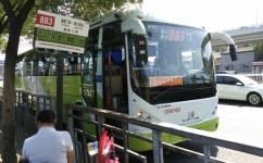 北京883路公交车路线