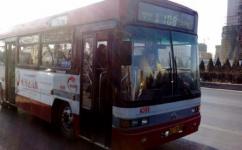 北京运通108线公交车路线