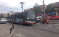 北京71路公交车路线
