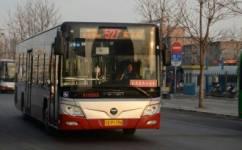 北京527路公交车路线
