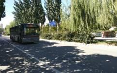 北京586路公交车路线