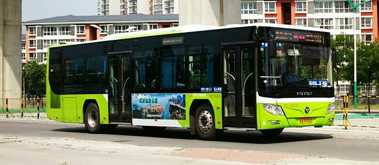 北京831路公交车路线