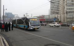 北京快速公交3线电车(BRT3)公交车路线