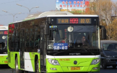 北京H09路公交车路线