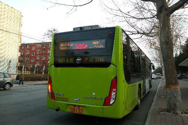 北京906路公交车路线