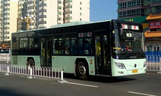 北京昌2路公交车路线