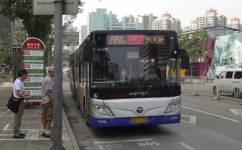 北京598路公交车路线
