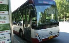 北京344快车公交车路线