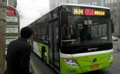 北京854路公交车路线
