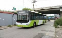 北京857路公交车路线