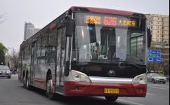 北京626路公交车路线
