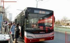 北京614路公交车路线