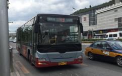 北京43路公交车路线