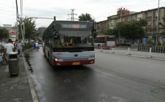 北京运通102线公交车路线