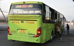 北京907路公交车路线
