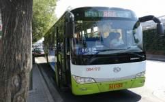 北京886路公交车路线