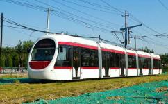 北京有轨电车西郊线公交车路线