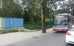 北京466路公交车路线