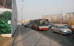 北京393路公交车路线