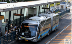 北京快速公交3线区间电车(BRT3区间)公交车路线