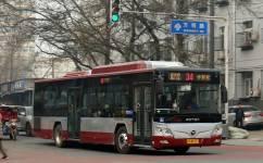 北京34路公交车路线