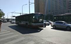 北京运通107线公交车路线