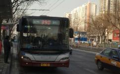 北京390路公交车路线
