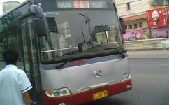 北京667路公交车路线