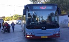 北京462路公交车路线