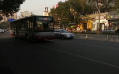 北京运通112线公交车路线