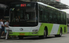 北京865路公交车路线