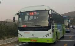 北京887路公交车路线