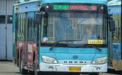 蚌埠104路公交车路线