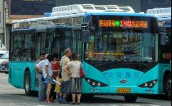 蚌埠140路公交车路线