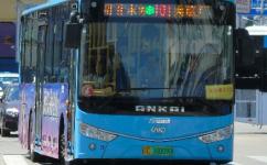 蚌埠101路公交车路线