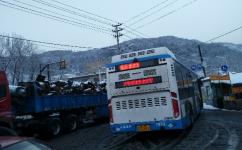 本溪沈本城际巴士公交车路线