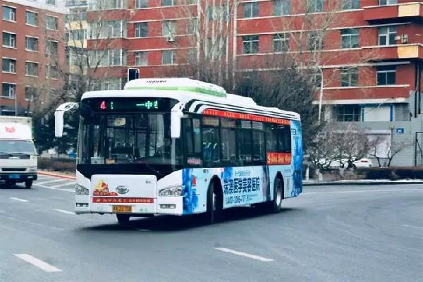 长春G4路公交车路线
